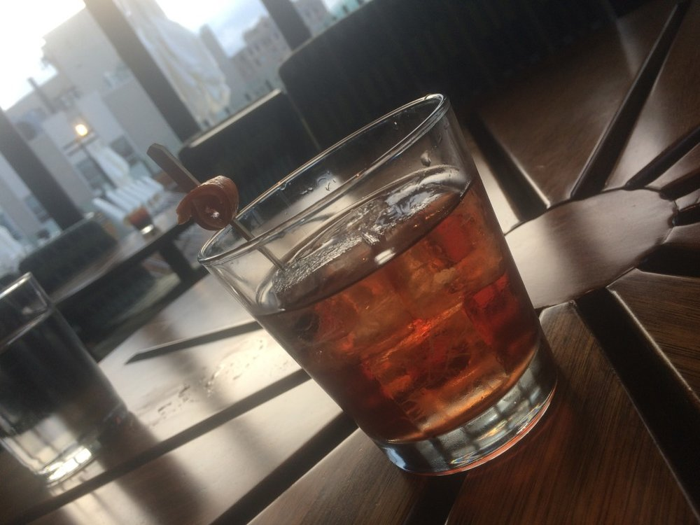 Angel's Envy Old Fashioned, photo by Sara Havens