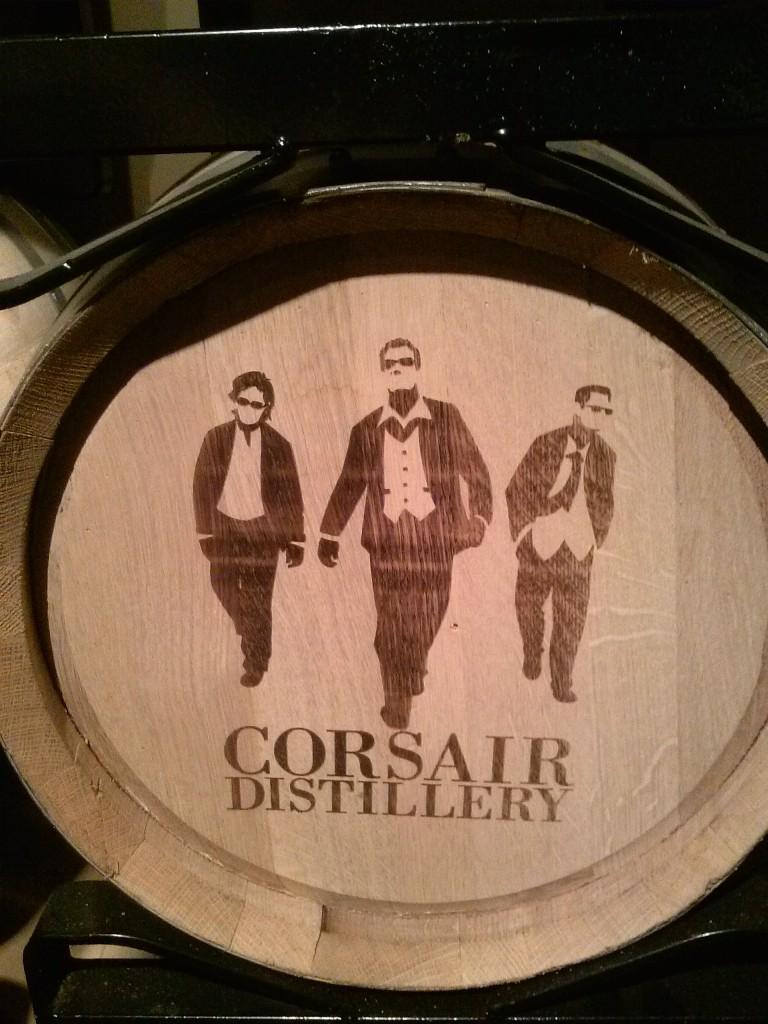 Corsair barrel