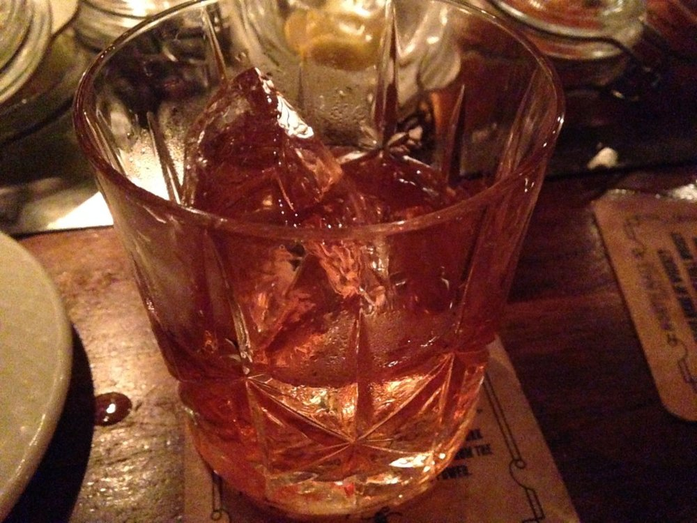Stinger at the Dead Rabbit, NYC. Photo by Amanda Schuster
