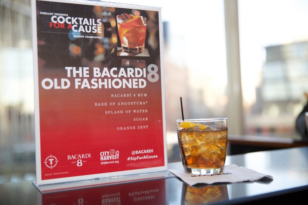 Bacardi Old Fashioned