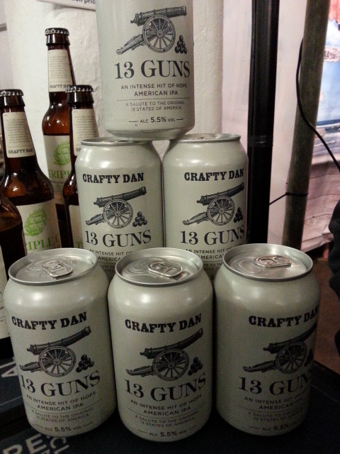 Crafty Dan 13 Guns 2