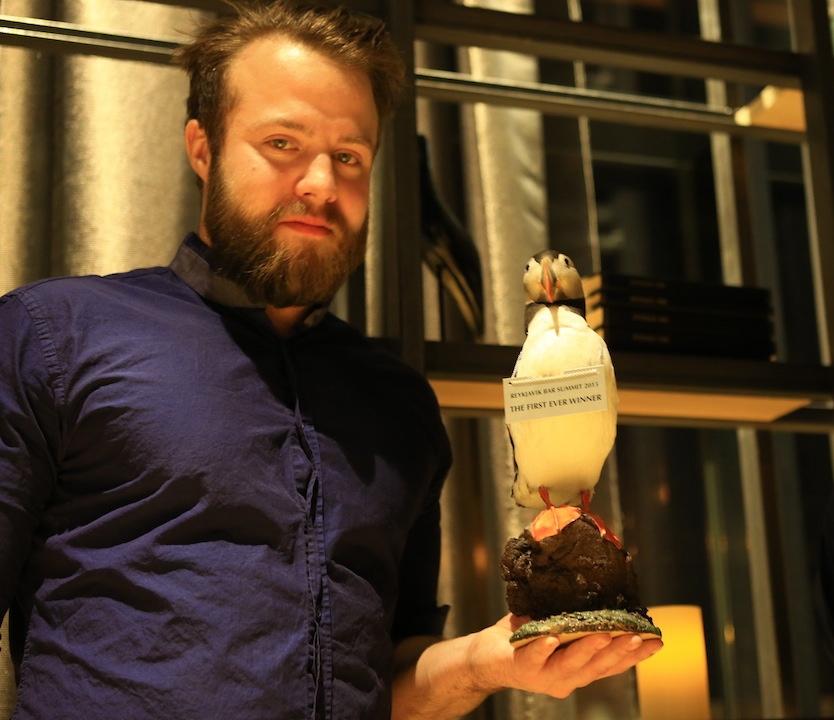 Jonas Andersen from Strom Bar