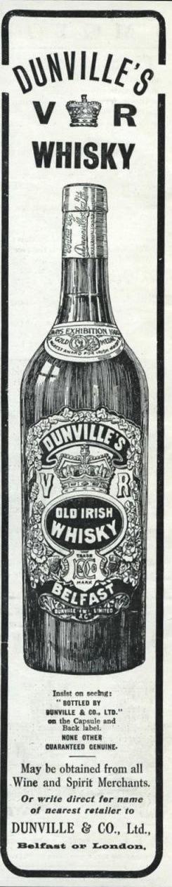 Dunvilles, 1911