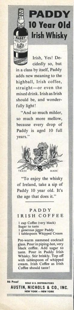 Paddy, 1961
