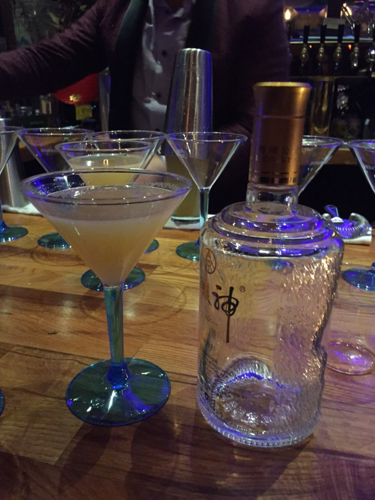 Pyrus Martini and Baiju
