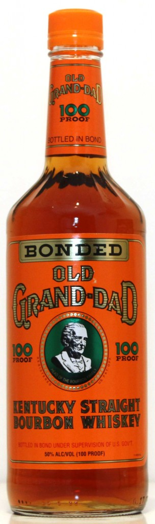 the old, Old Grand-Dad