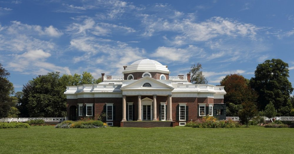 Monticello, photo by Martin Falbisoner