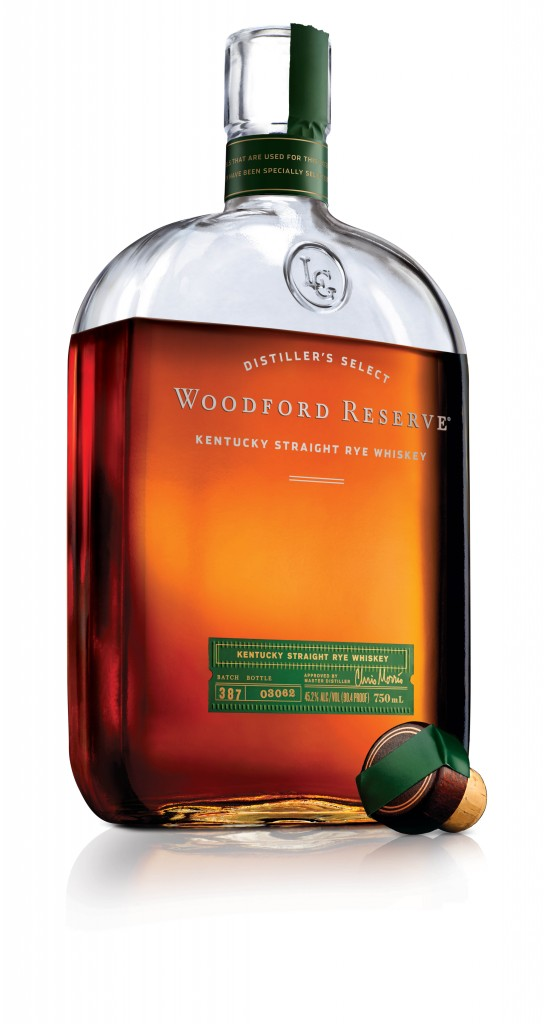 Woodford Reserve Rye Bottle