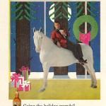 White Horse, 1958