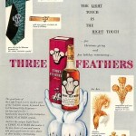 Three Feathers, 1949