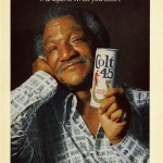 Red Foxx for Colt 45, 1973