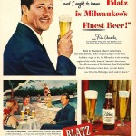 Don Ameche for Blatz, 1948