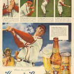 Stan Musial for Hamm's Beer, 1949