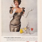 Gypsy Rose Lee for Smirnoff, 1962