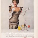 Gypsy Rose Lee for Smirnoff, 1962