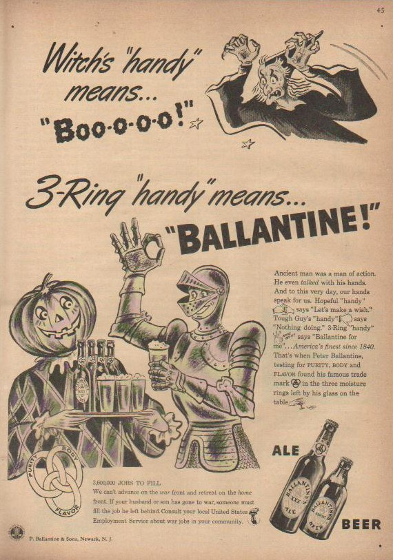Ballantine, 1943