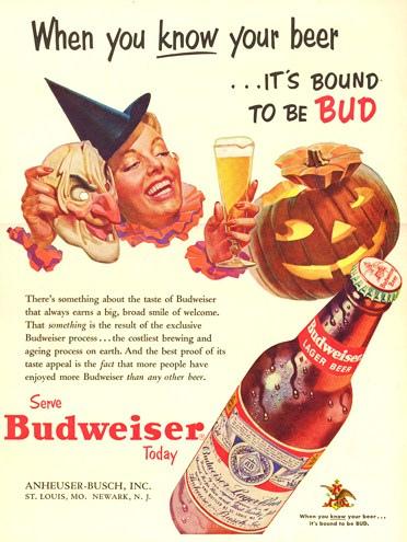 Budweiser, 1953
