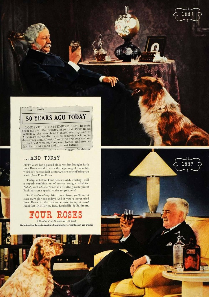 Four Roses, 1937