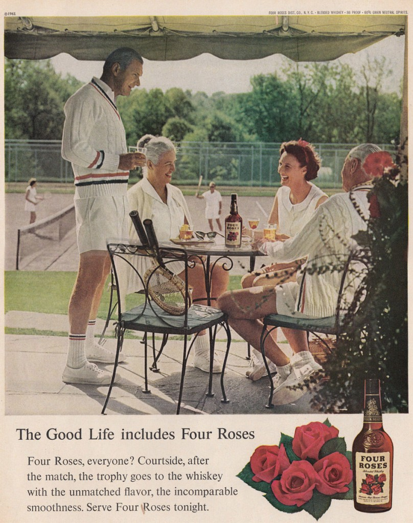 Four Roses, 1961