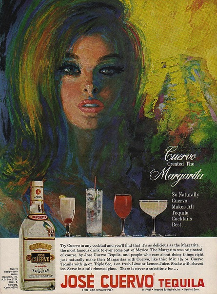 Jose Cuervo, 1968