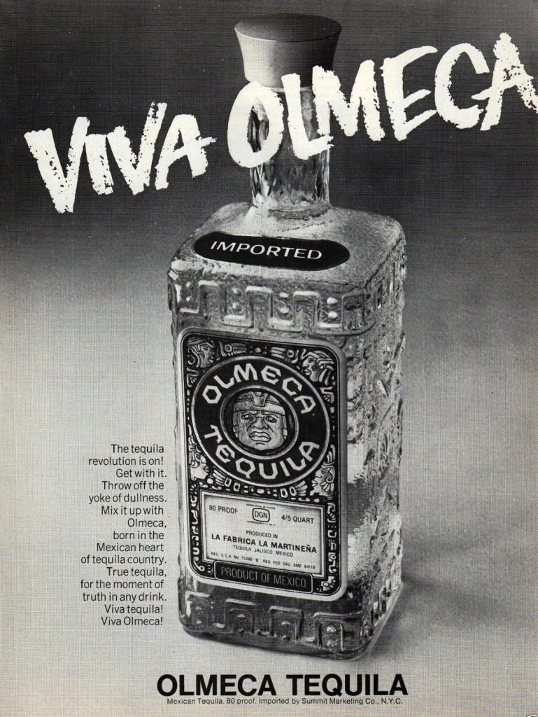 Olmeca, 1974