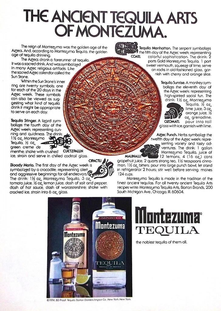 Montezuma, 1974