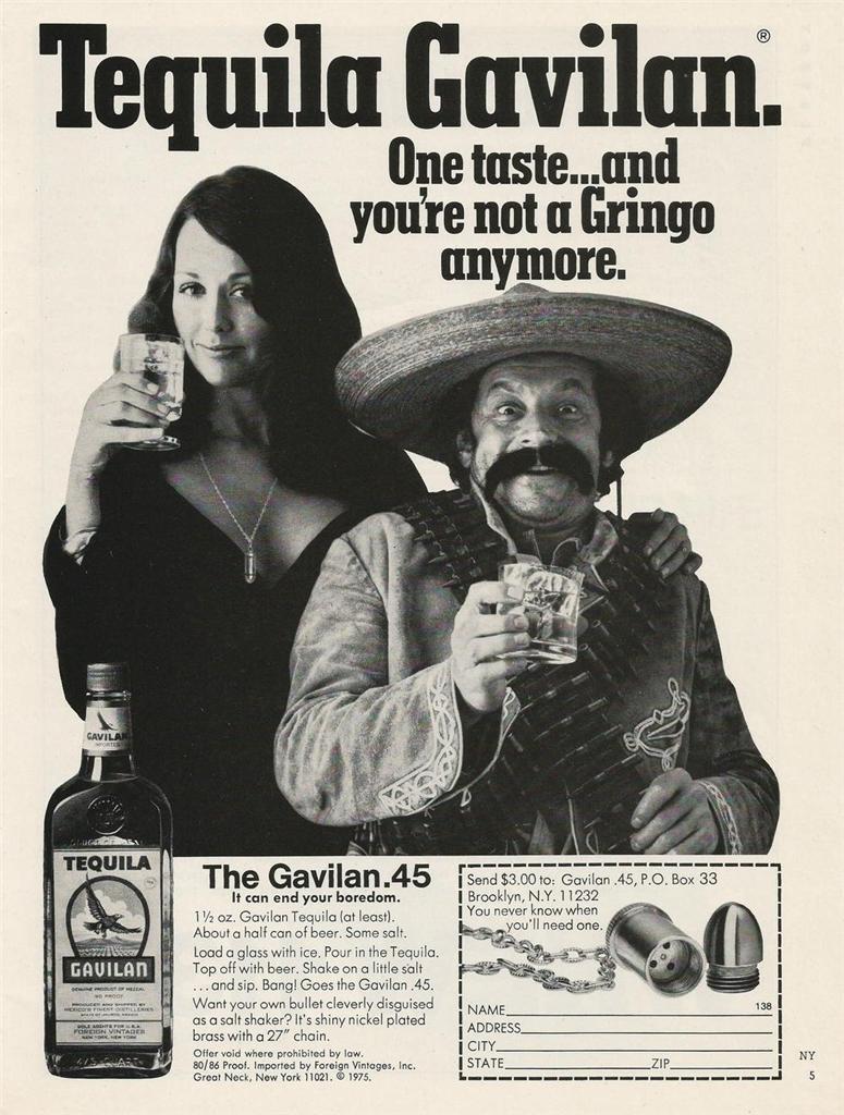 Gavilan, 1976