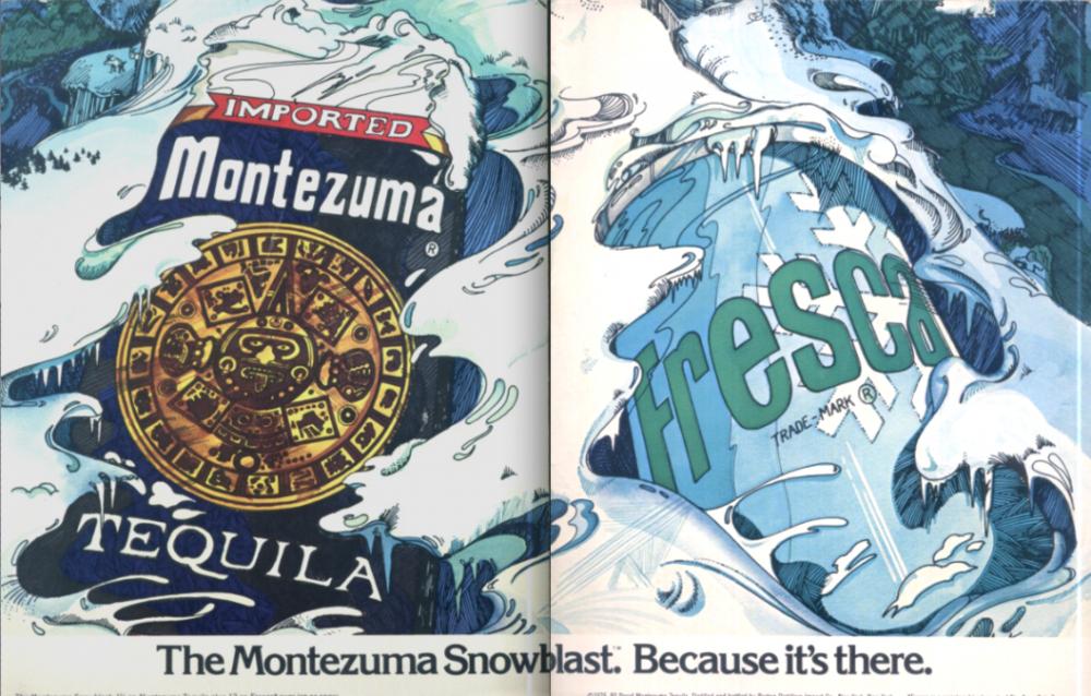 Montezuma, 1976