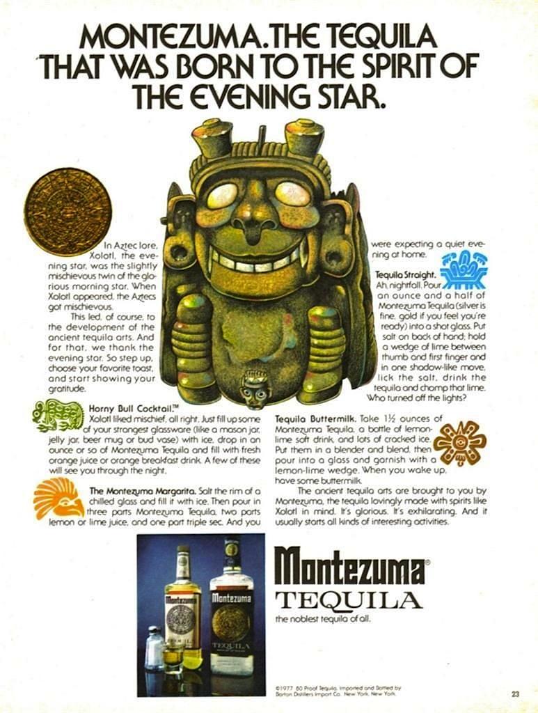 Montezuma, 1977