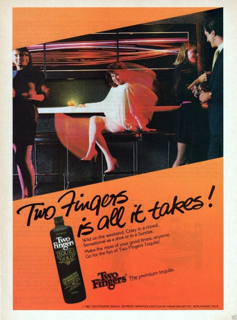 Two Fingers, 1984