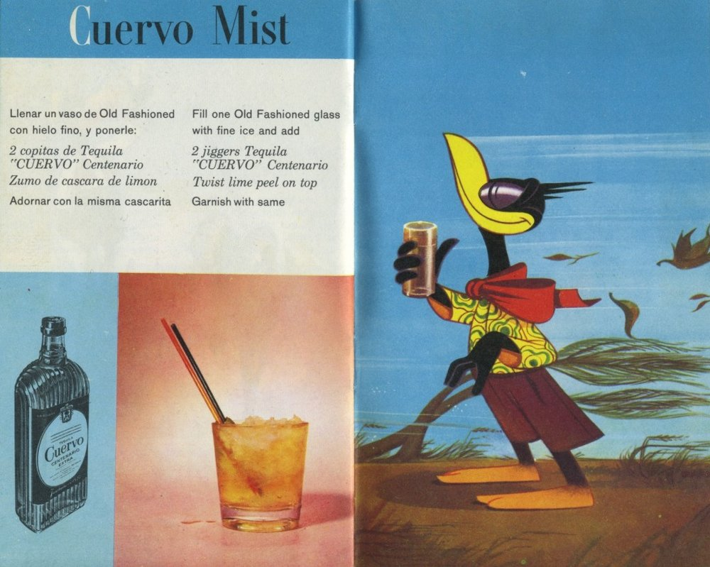 Cuervo Mist Recipe