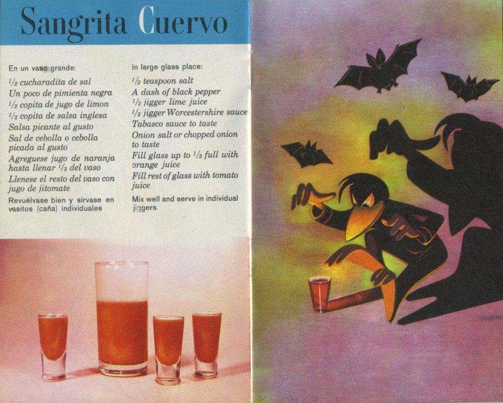 Sangrita Cuervo Recipe