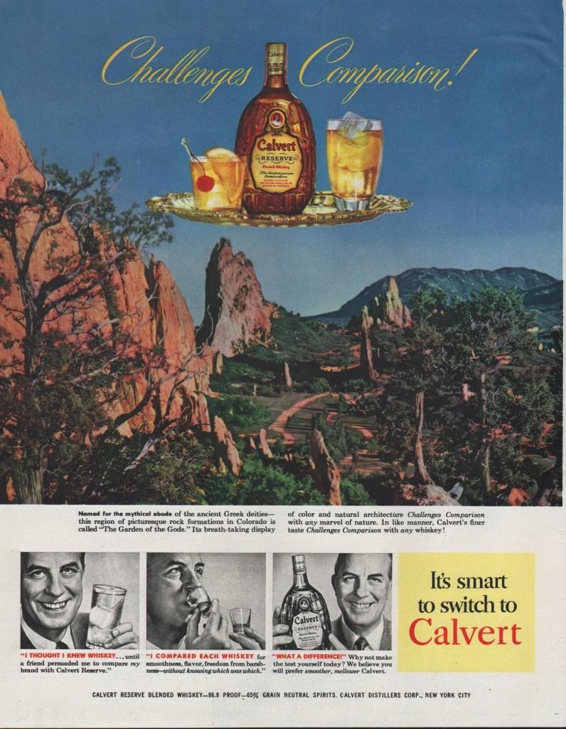 Calvert, 1951