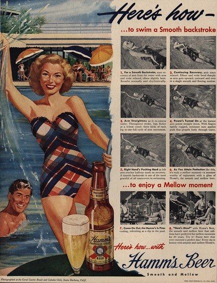 Hamm's, 1949