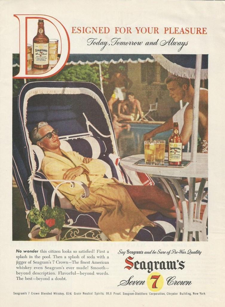 Seagram's 7, 1946