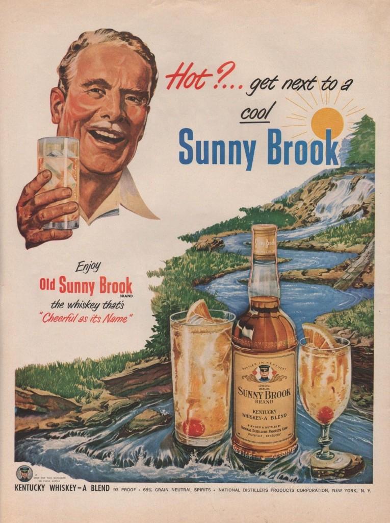 Sunny Brook, 1950