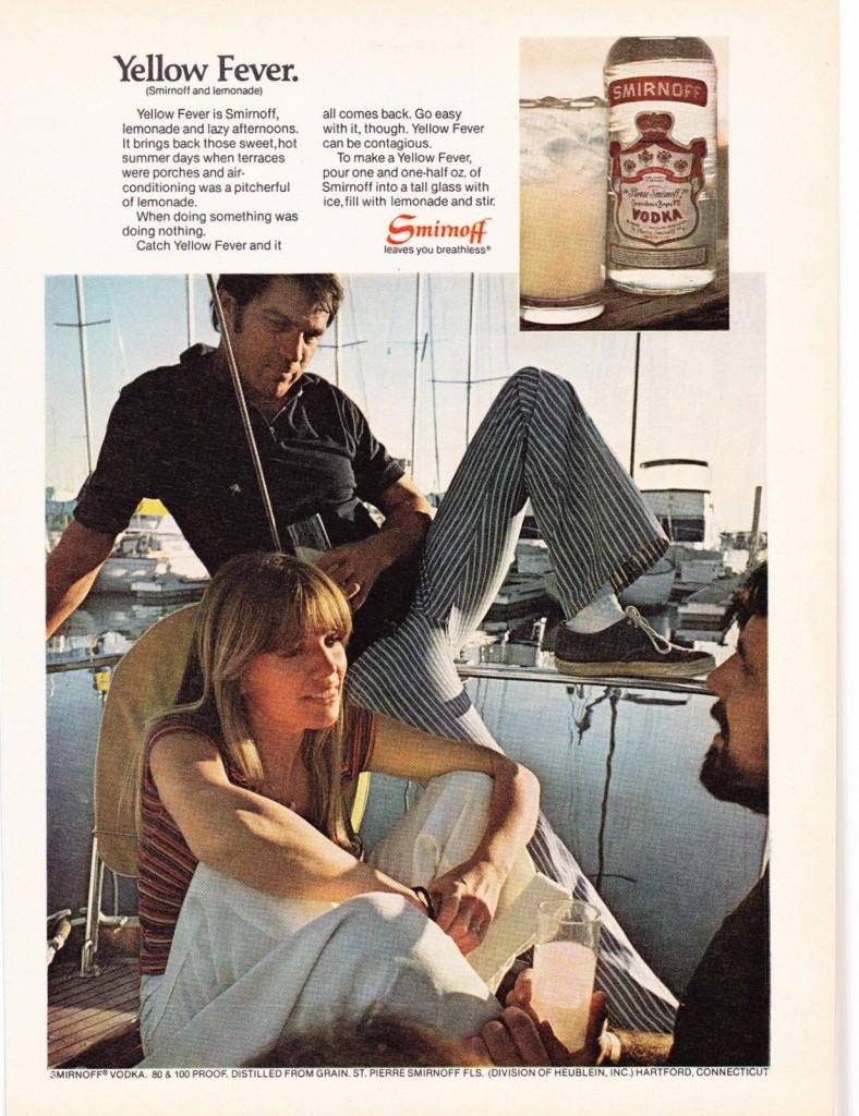 Smirnoff, 1976