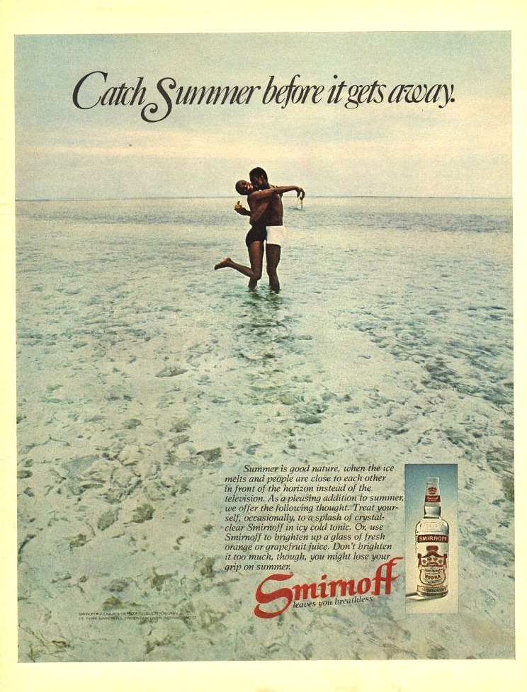 Smirnoff, 1978