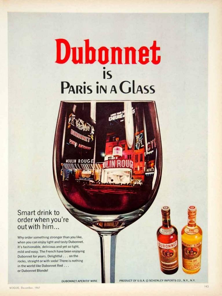 Dubonnet, 1967