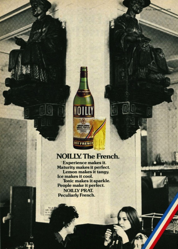 Noilly Prat, 1974