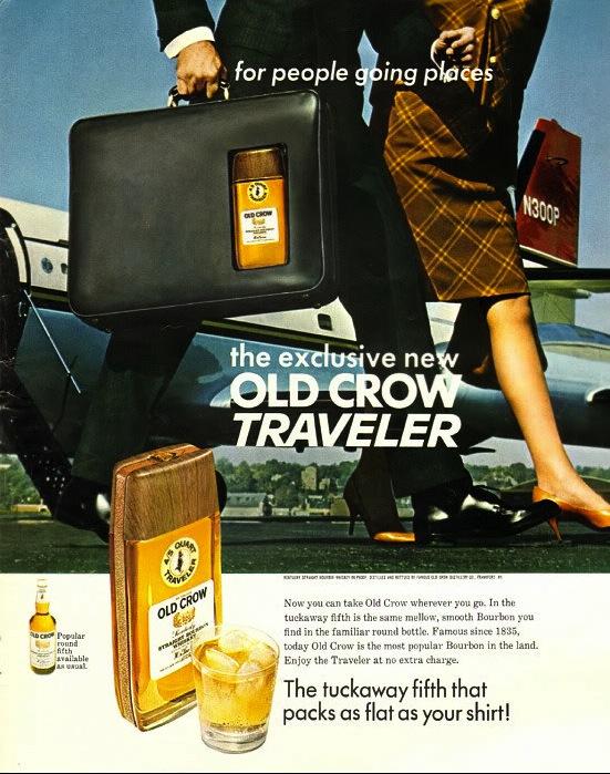 Old Crow Traveler, 1967