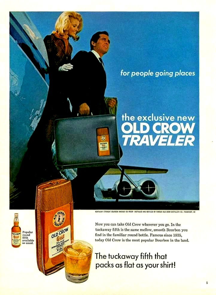 Old Crow Traveler, 1967
