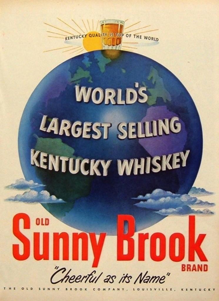 Sunny Brook, 1952