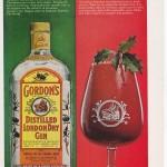 Gordon's Gin, 1967