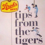 """Tips From The Tigers"" from Stroh's Beer, 1968"