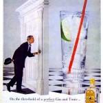 Gordon's, 1957