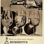 Burnett's, 1961