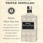 Adams SilverFizz, 1960