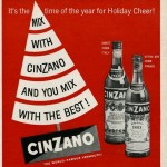 Cinzano, 1958