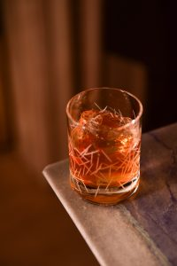 Sous-Vide Old Fashioned, photo courtesy Cuisine Solutions